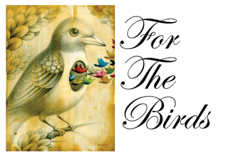 "Eclectix Gallery - ""For the Birds"" Collection"